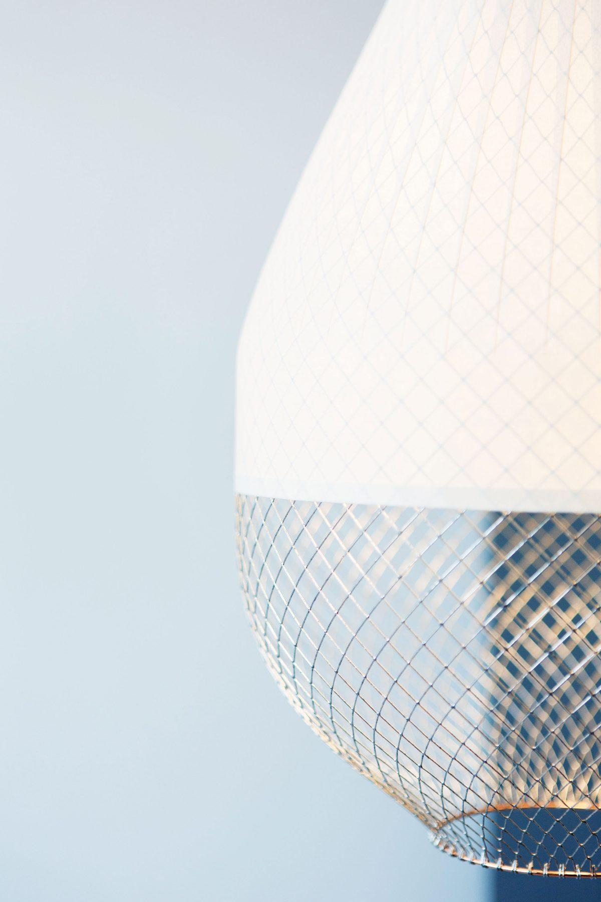 Rick Tegelaar Meshmatics hanglamp