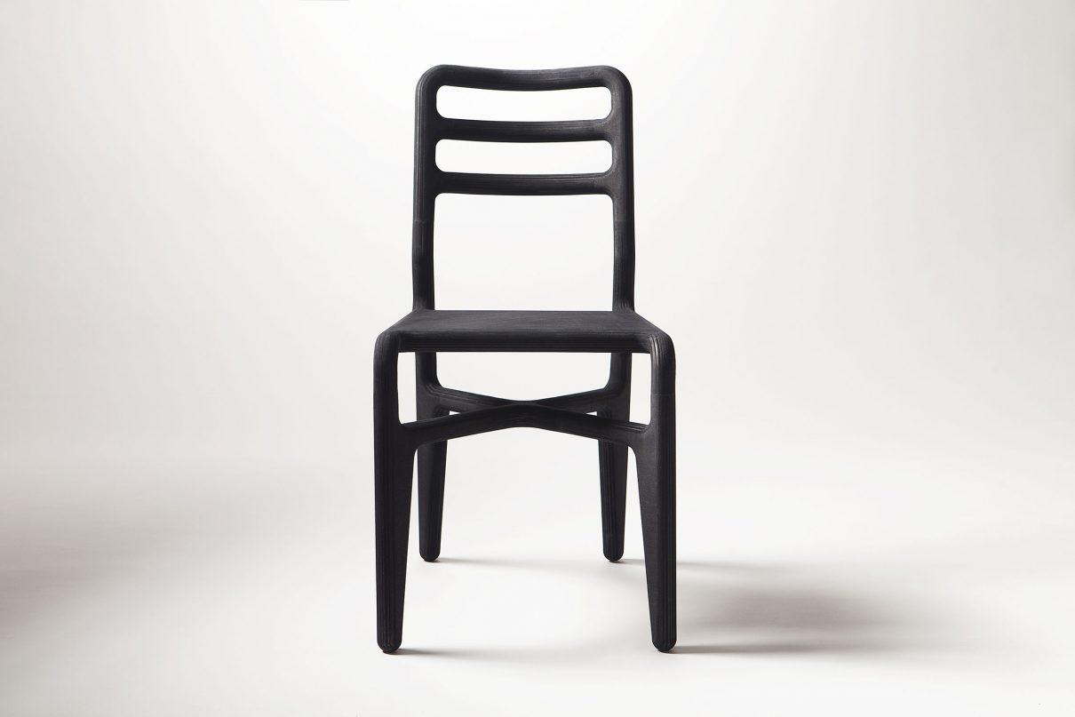 Organische stoel van Studio Roex