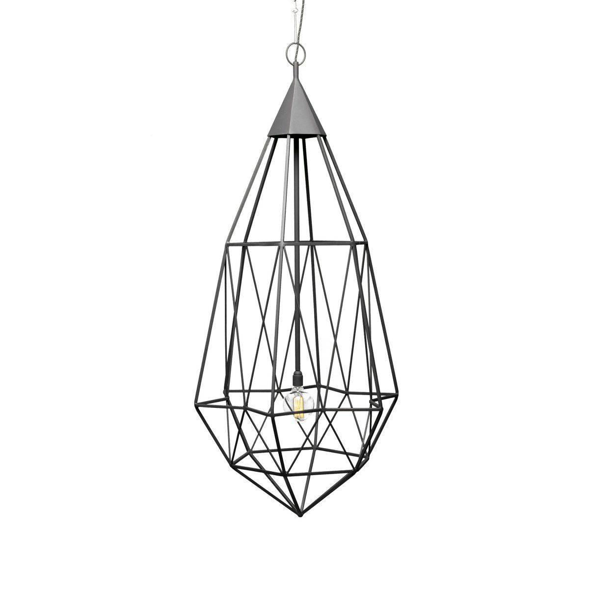 diamonds XXL large hanglamp pendant JSPR—Gimmii shop kroonluchter