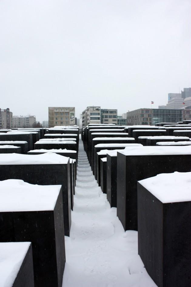 Holocaustmonument en informatiecentrum Peter Eisenman (11)