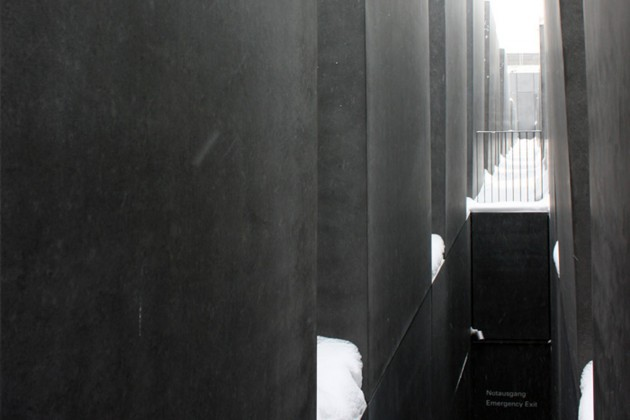 Holocaustmonument en informatiecentrum Peter Eisenman (9 liggend hoofdfoto) Gimmii