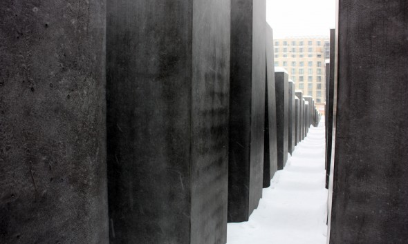 Holocaustmonument en informatiecentrum Peter Eisenman Janita Stoel - Gimmii