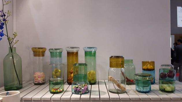 Imperfectdesign bowl potten glas Van Eijk Van der Lubbe Parijs Maison Objet - Gimmii
