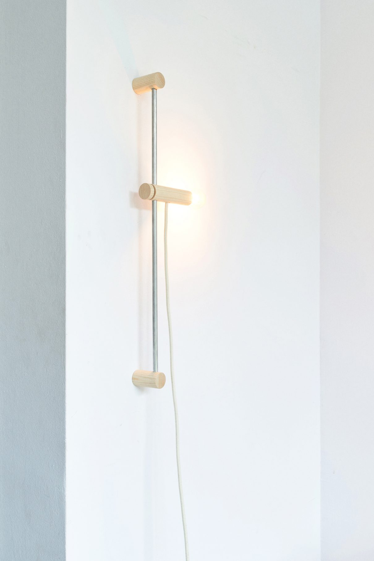 Verstelbare wandlamp SET van STILST