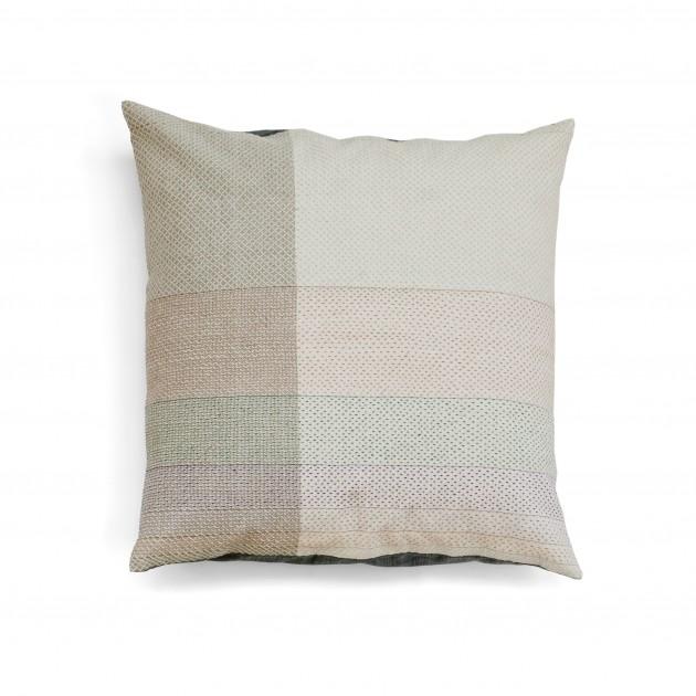 Fibonacci Fabrics cushion 55x55 green- Jolijn Fiddelaers Vij5 - Gimmiishop