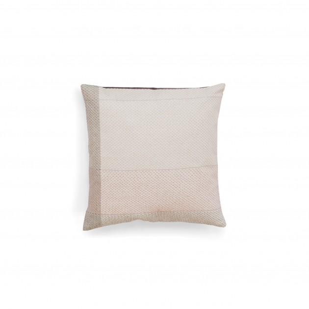 Fibonacci Fabrics cushion- 35x50 pink fairtrade Vij5 - Gimmii shop