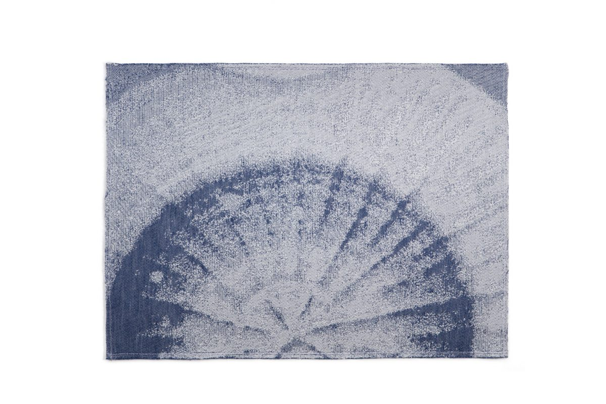 Roos Soetekouw Fungy! collection placemat blauw Gimmii