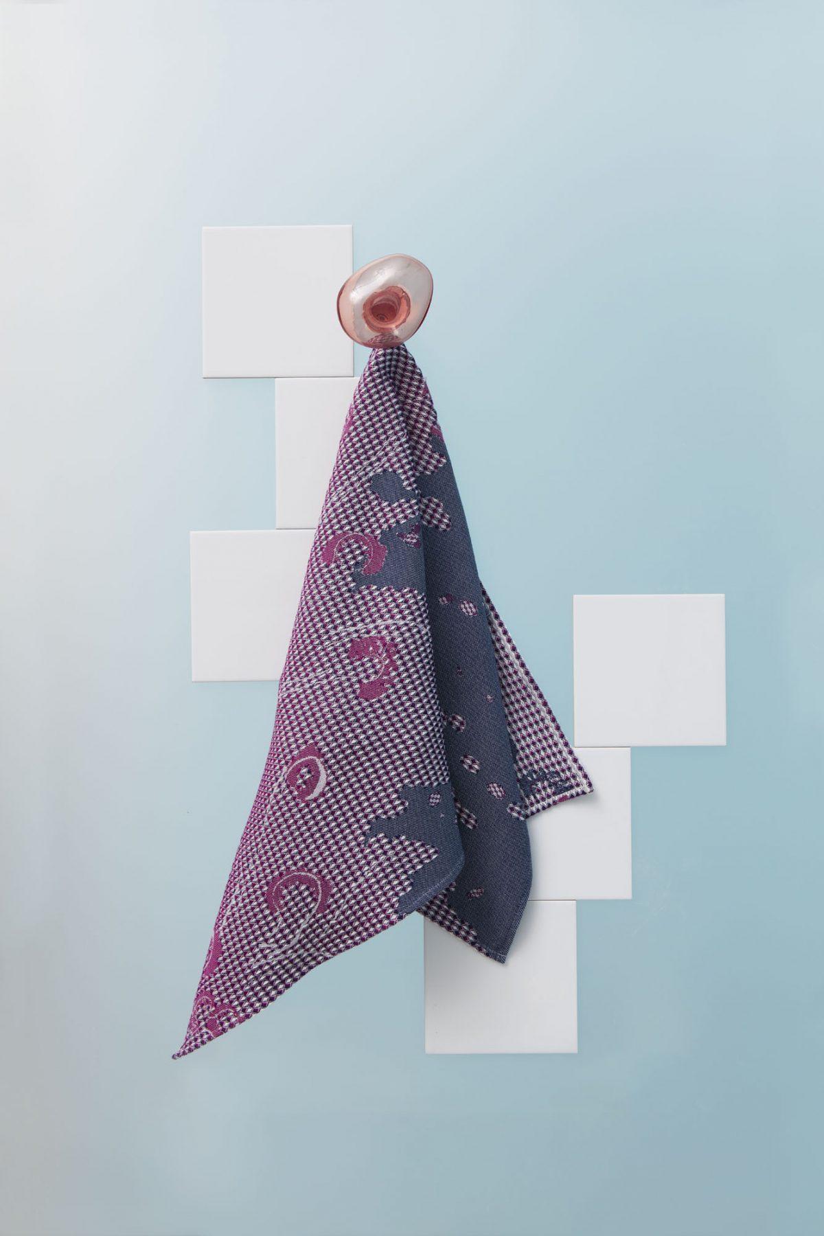 Roos Soetekouw Fungy! Handdoek paars Gimmii