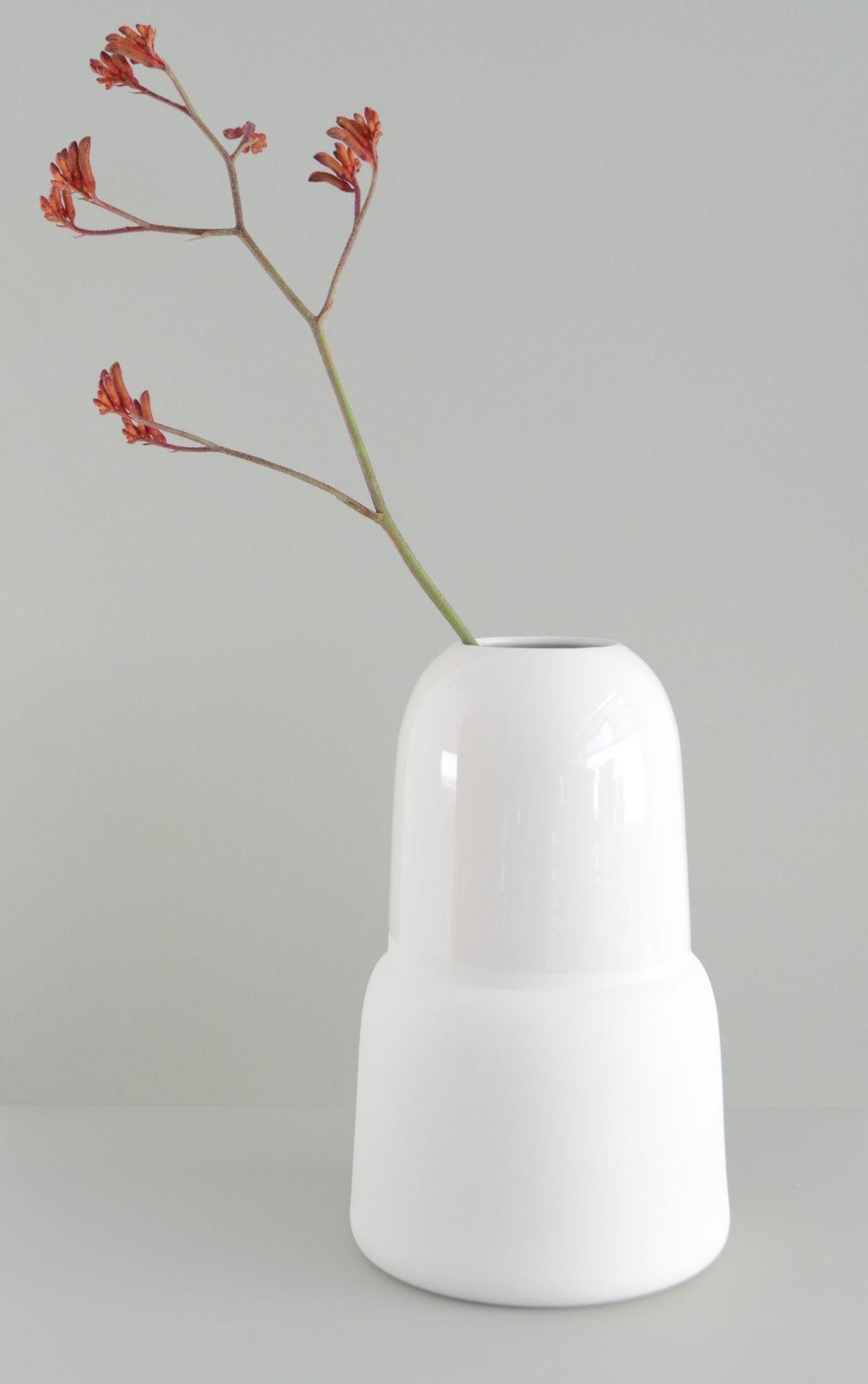 Bullet vase high