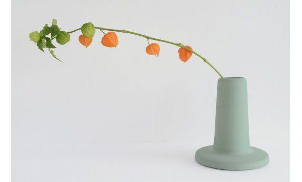 Flange vase High