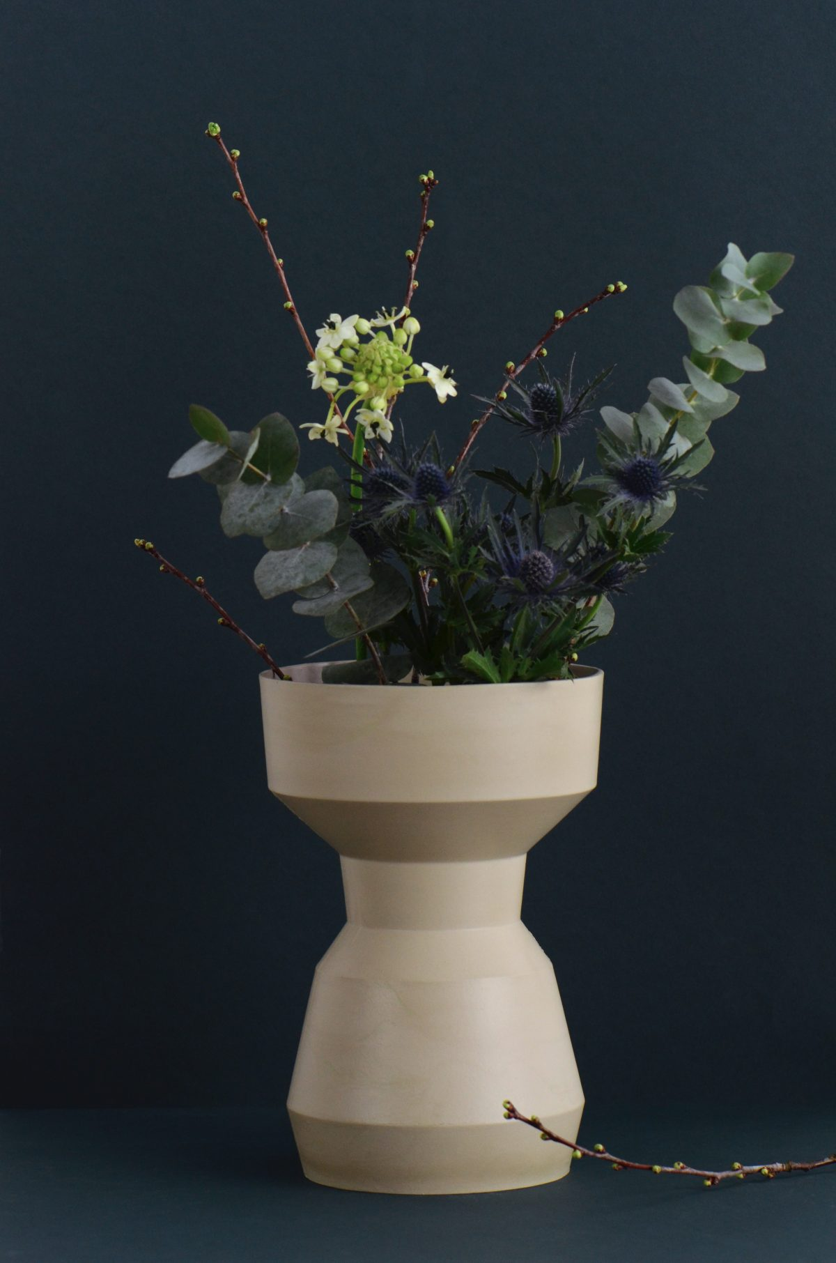 BuroJET funnel vase small – Gimmii Dutch design vaas