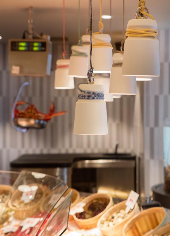 Cable lights Patrick Hartog LA TIENDA DE PESCADERIAS CORUñESASDERIAS Spanje - Gimmii shop