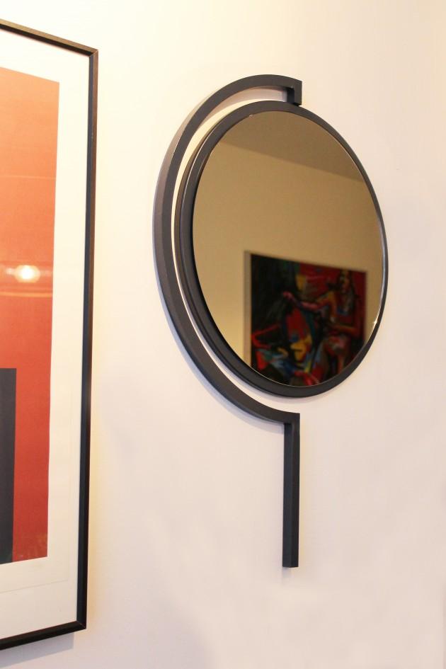 Contorno Mirror Grey Blue-JolandaVanGoor - Gimmii