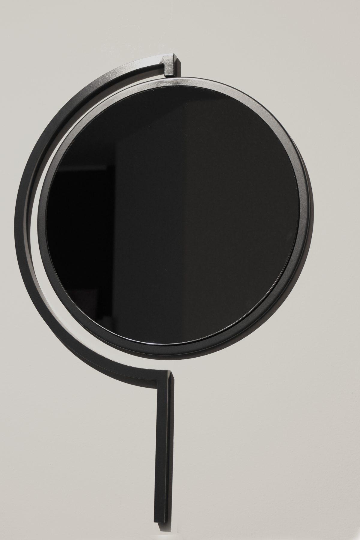 Contorno Mirror Grey Blue-spiegel-JolandaVanGoor – Gimmii