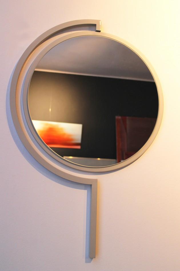 Contorno Mirror Silk Grey-JolandaVanGoor