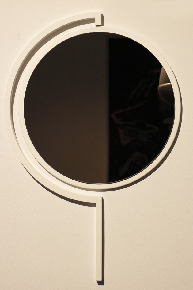 Contorno Mirror White-JolandaVanGoor