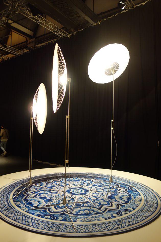 Moooi Rick Tegelaar Feligree floorlamp Milan photogimmii