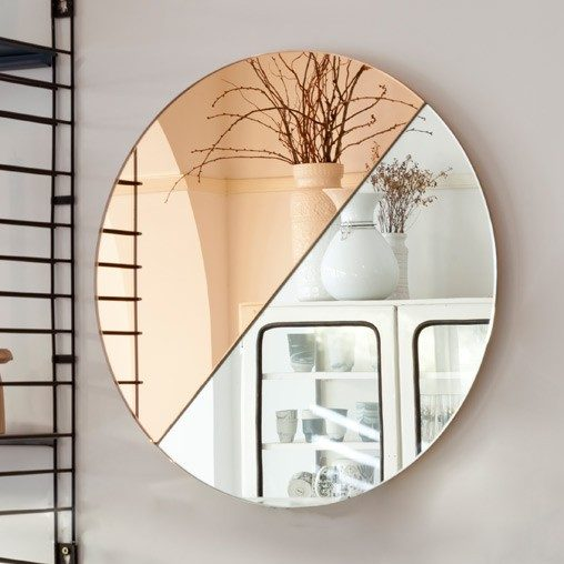 spiegel moonrise mirror vij5 pink