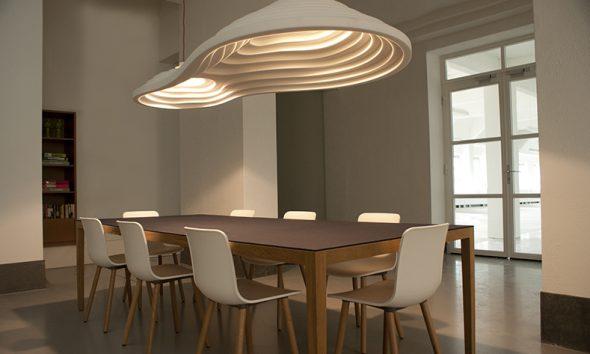 RIce field double in setting boven tafel, design Knap Ontwerp - gimmii shop