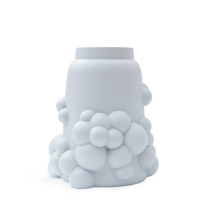 Bubble grote vaas grijs-BubbleVaseLarge-JORINE-Oosterhoff-CorUnum – gimmii