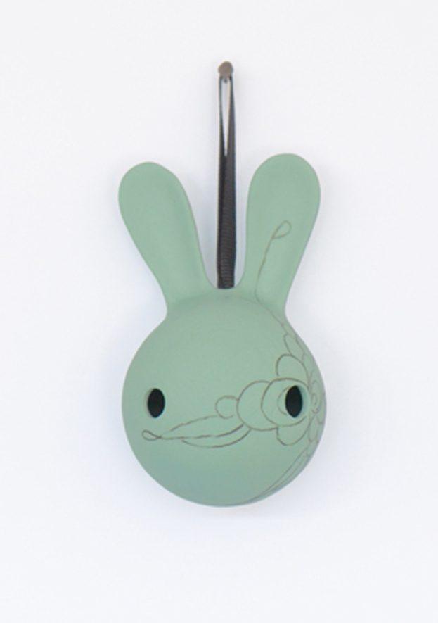 Cuniculus L groen decoratie-konijn-JORINE -gimmii