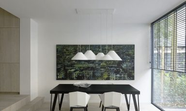 Lampschap van Frederik Roije