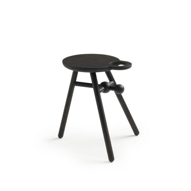 Bottle stool 0004 Kranen/Gille Pode