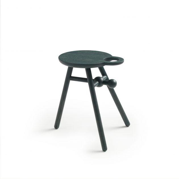 Bottle stool Kranen/Gille voor Pode - krukje bijzettafel