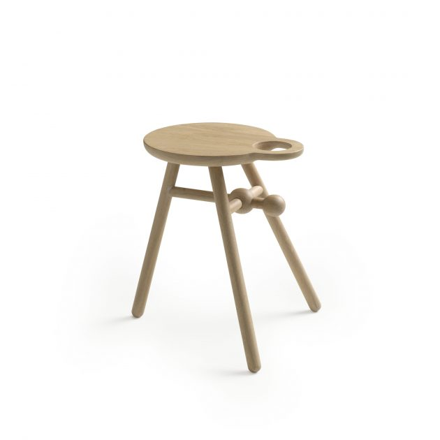 Pode design Kranen/Gille Bottle stool 0002