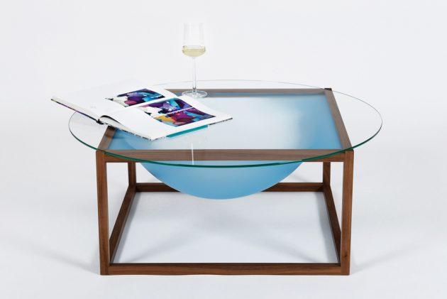 Bubble coffee table 2015 Studio Thier & vanDaalen