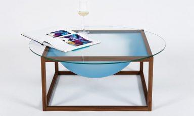 Magische bubbel salontafel