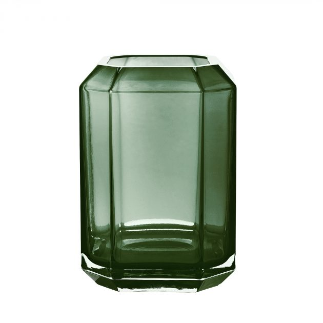 Diamond+Vase_Stor+Green