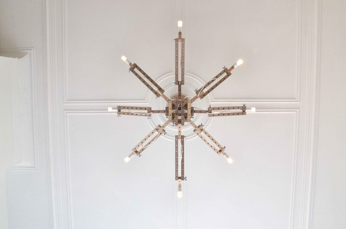 Transformable Chandelier led  arendGroosman