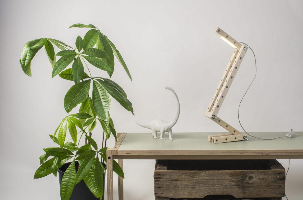 Transformable lamp 1 van Arend Groosman – gimmiishop