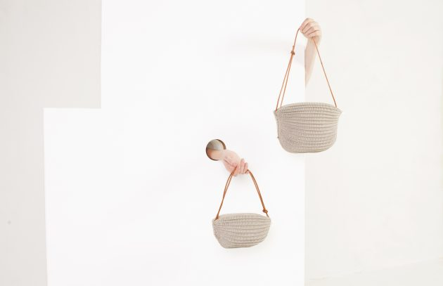 Bernotat&Co Chrysalis Bags White photo Cindy Bakker - gimmiishop