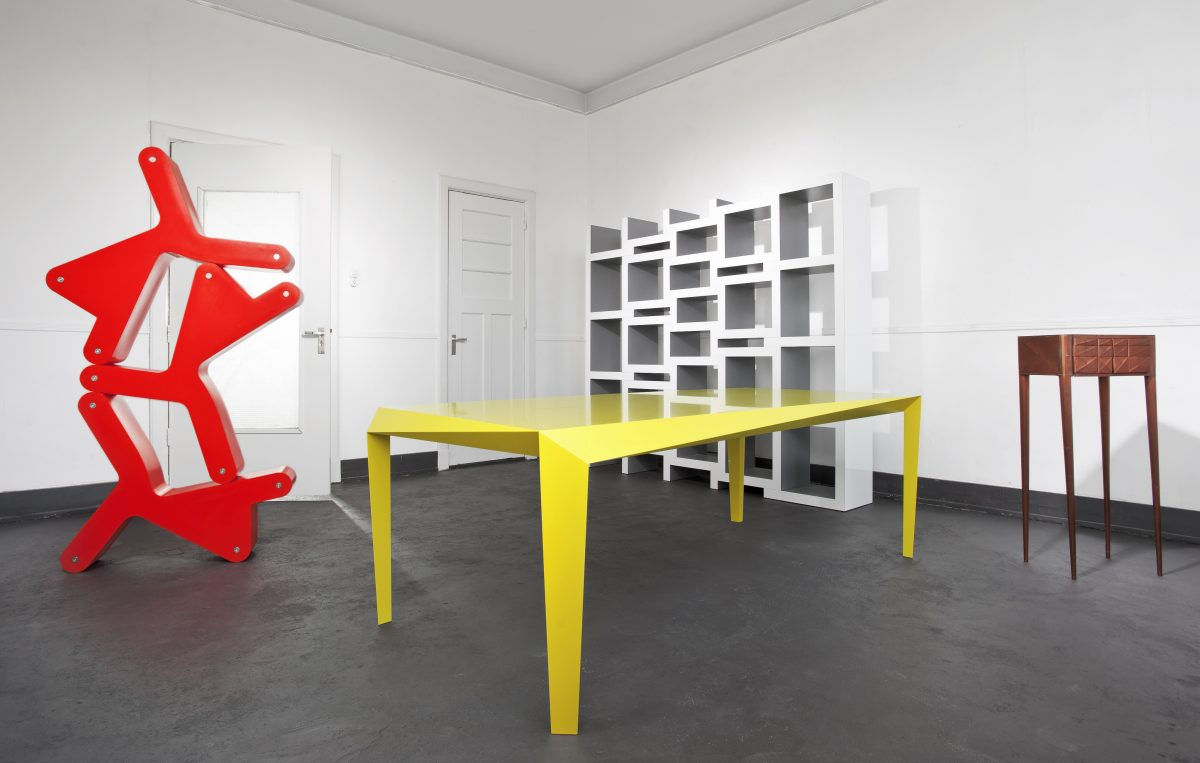 VOLT tafel Reinier de Jong showroom-gimmii