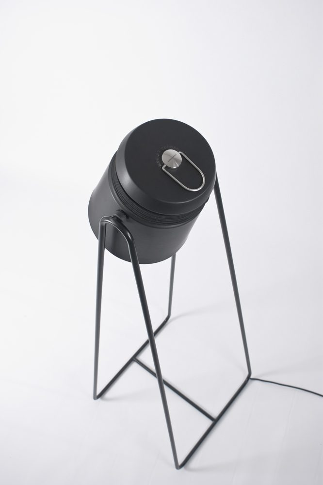 Patrick Hartog Cable light floorlamp black zwart – gimmii