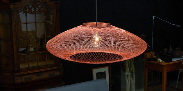 UFO large copper koper atelier robotiq - gimmii
