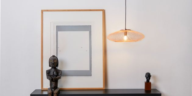UFO small hanglamp copper by Atelier Robotiq - gimmii onlineshop