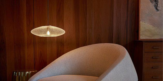 UFO small white wit hanglamp van Atelier Robotiq - gimmii shop