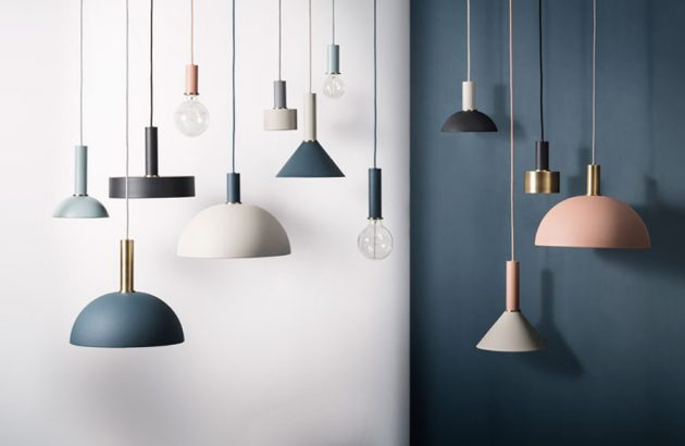 sfeerfoto Collect lighting by Ferm Living - gimmii magazine