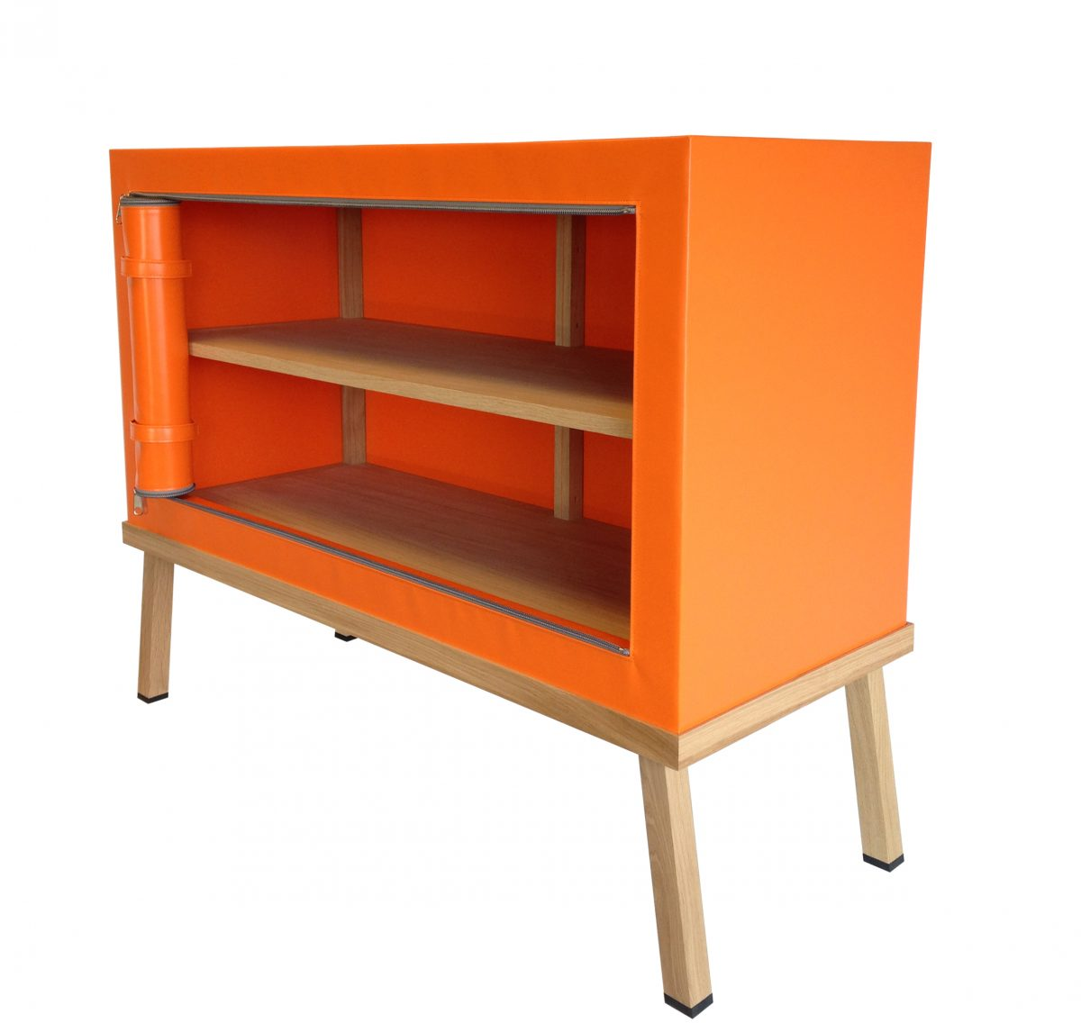 Credenza Orange Truecolors Visser Meijwaard Dutch Design Webshop