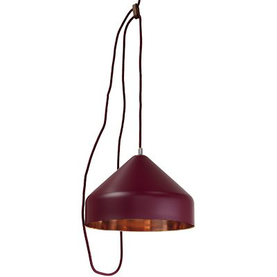 Lloop Copper Bordeaux Projectlamp Ontwerpduo Vij5 Gimmii