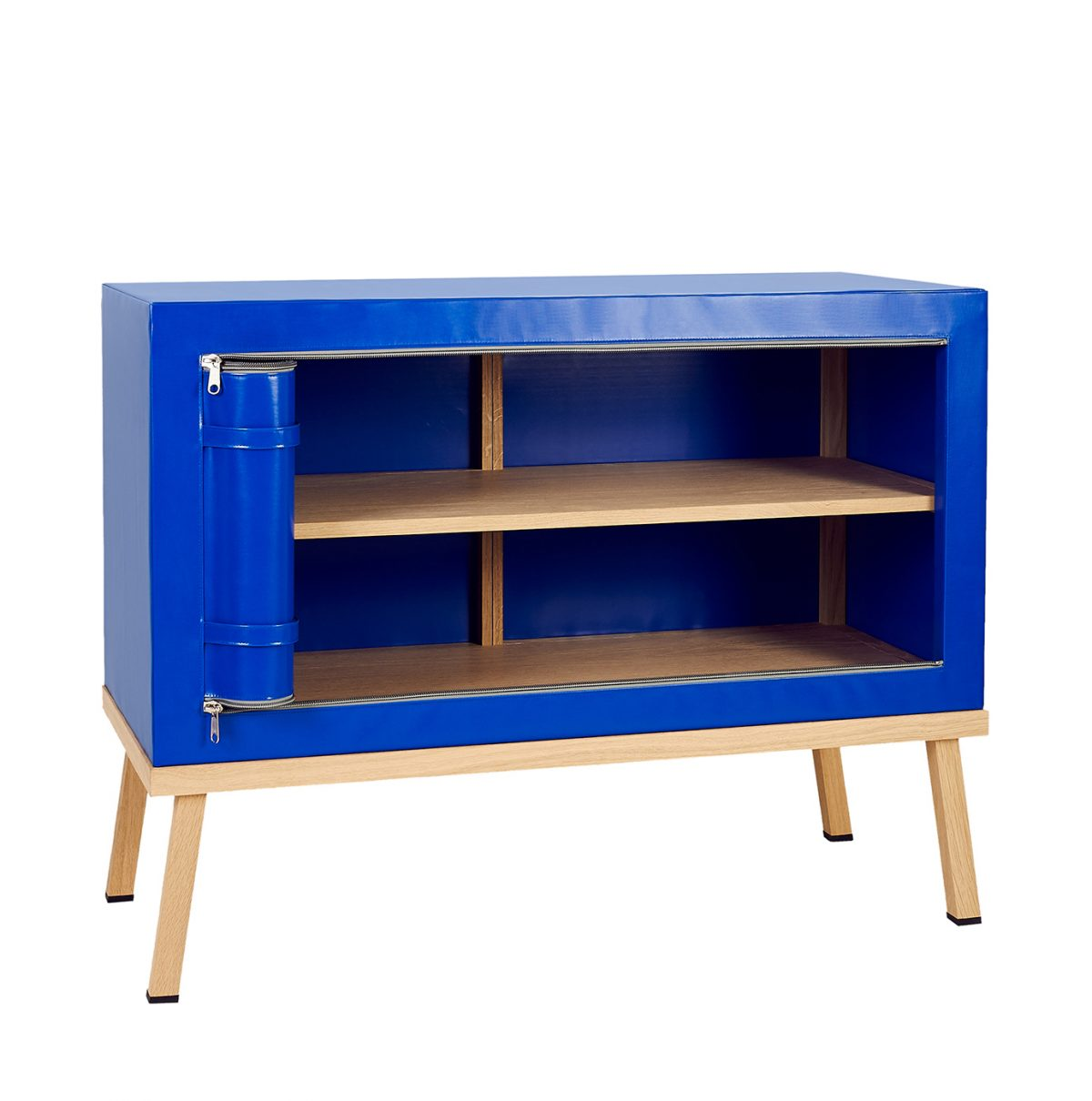 Visser&Meijwaard Truecolors Credenza Dresser Blue Kast