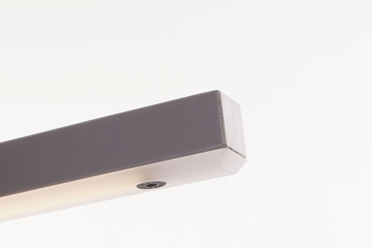 24mm Led Line Grey Detail Grijs Hanglamp Arend Groosman Gimmii