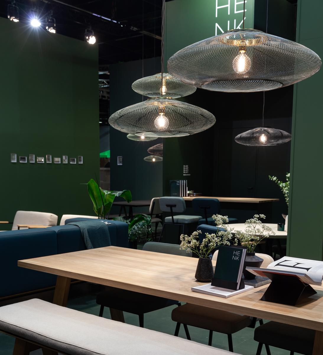 Atelier Robotiq Ufo Lamp Pendant Mos Groen Green Exclusieve Design Lamp