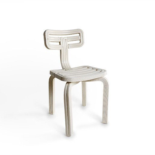 chubby chair dutch design stoel dirk vander kooij naturel natural
