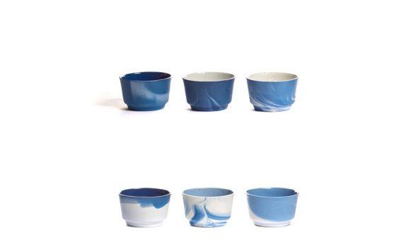 Pigments & Porcelain cappuccinomokken