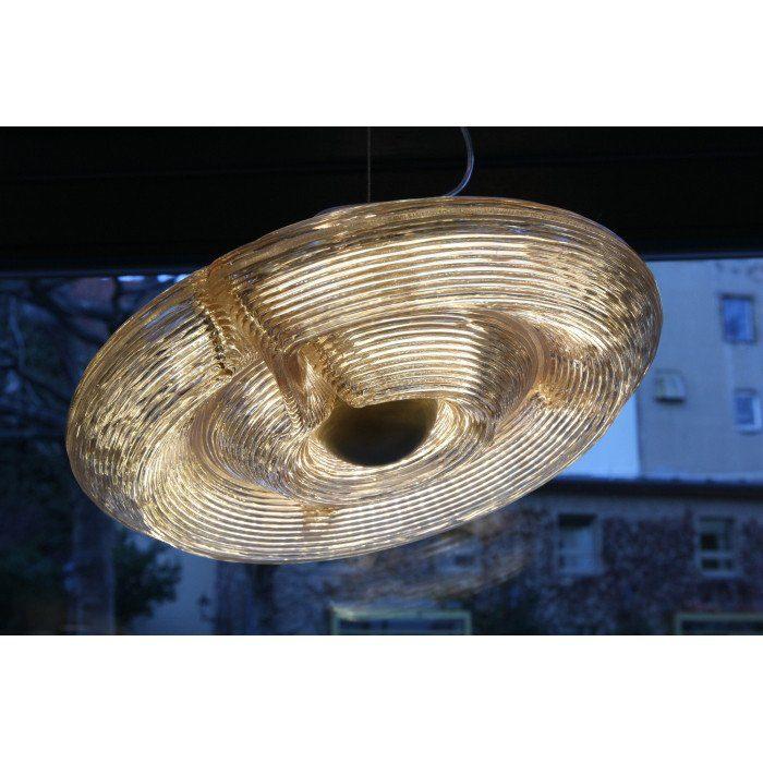 Fresnel Light Hanglamp Lamp 2 Rings Pendant Dirk Vander Kooij 1
