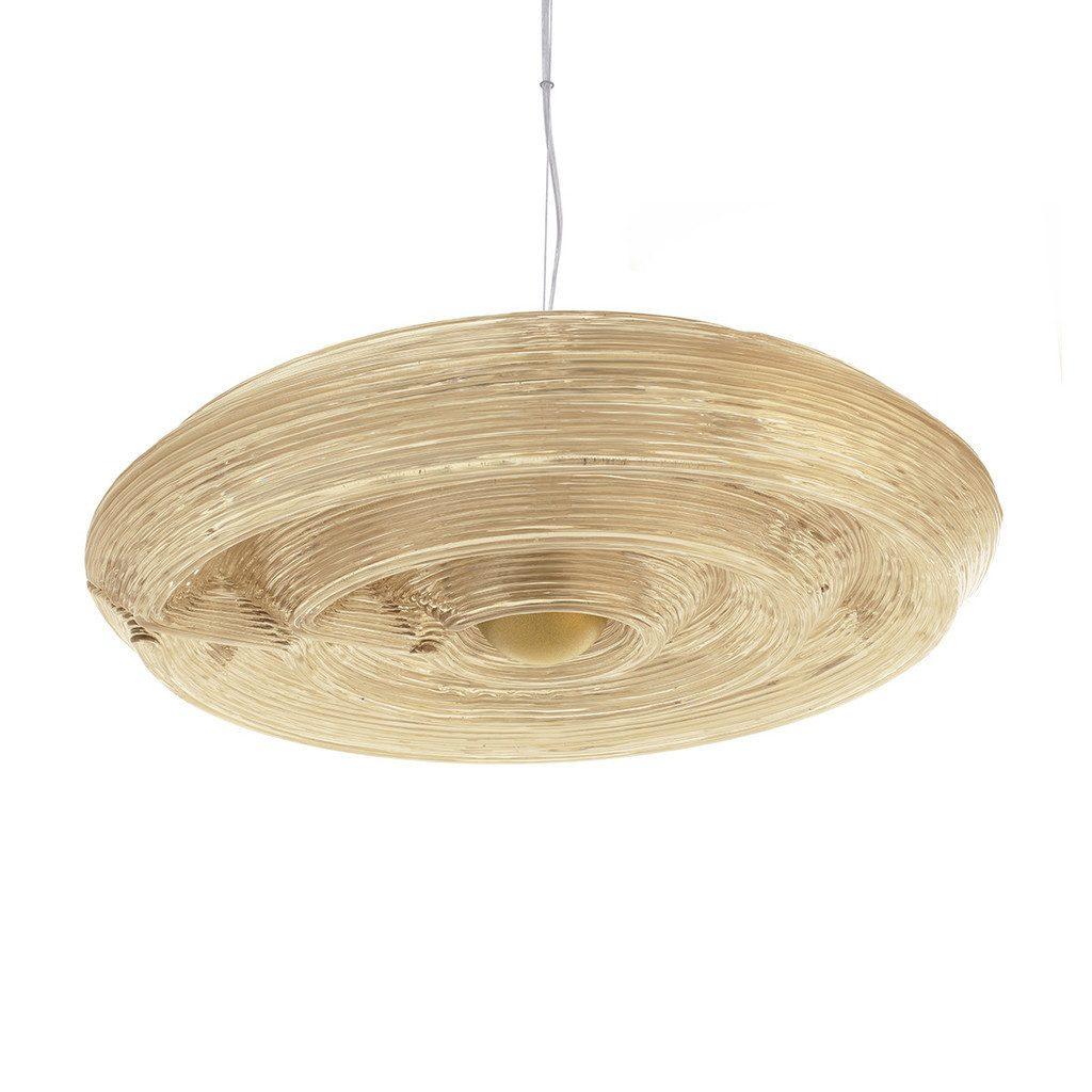 Fresnel Light Hanglamp Lamp 3 Rings Pendant Dirk Vander Kooij 2